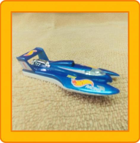 Hot Wheels Hydroplane