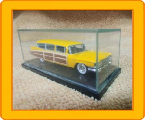 Hot Wheels 100% '59 Cadillac Woody Surf Wagon
