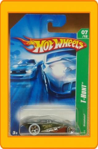 Hot Wheels Treasure Hunt Brutakistic