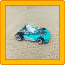 Hot Wheels Go-Cart