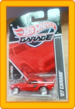 Hot Wheels Garage '67 Camaro