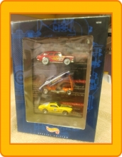 Hot Wheels Target Special Edition Great V8s 1997 3 Car Nomad Duster Mustang