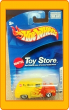 Hot Wheels Mattel Toy Store '56 Ford