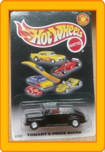 Hot Wheels Tomart's Price Guide Special Edition '46 Ford Convertible