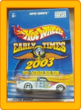 Hot Wheels Early Times 2003 Mid-Winter Rod Run Super Smooth 2