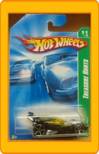 Hot Wheels Treasure Hunt Drift King