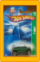 Hot Wheels Treasure Hunt Rockstar