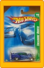 Hot Wheels Treasure Hunt Jaded  2008