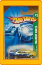 Hot Wheels Treasure Hunt 1969 Pontiac GTO  2007