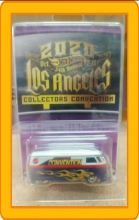 34th Annual Hot Wheels Collectors Convention Volkswagen T1 Panel Bus